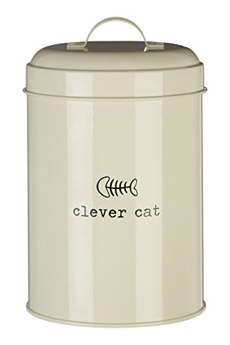 Premier Housewares Clever Cat 1.2 Litre Adore Pets &quotClever Cat