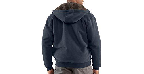 Carhartt Colliston Brushed Fleece Webpelz Futter Grau