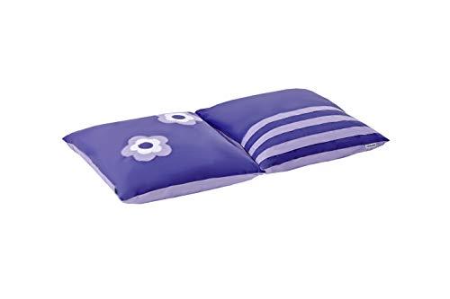 Hoppekids - set di 2 cuscini, 100% cotone