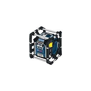 Bosch Professional 06014296W0 Sitio de Radio GML 50, W, azul