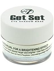 W7 Cosmetics Get Set Eye Shadow Base White Pearl