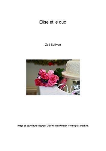 Couverture du livre Elise et le duc