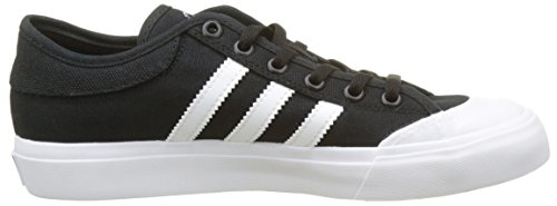 adidas Unisex-Erwachsene Matchcourt Sneakers Schwarz (Core Black/footwear White/core Black)