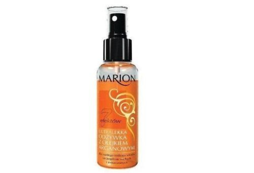 by Marion MARION ULTRALIGHT HAIR CONDITIONER WITH ARGAN OIL all hair types, dry and damaged hair 120ml