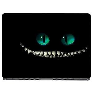 Crazyink Dark Monster Smile Laptop Skin Sticker (15 to 15.6 inch)