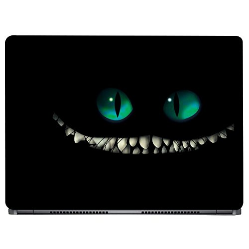 Crazyink DARK MONSTER SMILE Laptop Skin Sticker (15 to 15.6 inch)