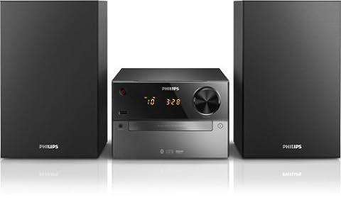 Chaines Hifi - BTM2310 Chaîne Hifi Bluetooth avec Lecteur CD,