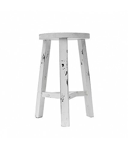 The Attic Stool (White)