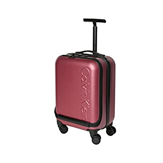 Calvin Klein  Trolley para portátiles, 55 cm, 40 L, Rojo