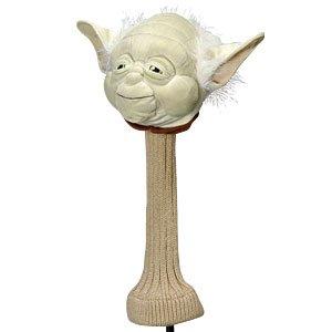 Star Wars Hybrid Yoda Golf Club Cover -