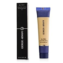 Giorgio Armani Face Fabric Second Skin Lightweight Foundation -  0.5 40ml/1.35oz
