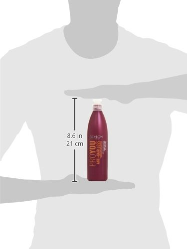 318mQS5Wr%2BL - Revlon Professional Pro You - Champú anticaída, 350 ml