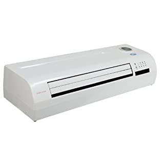 PTC Over Door Heater and Cold Air Fan - Remote Control with LED Display