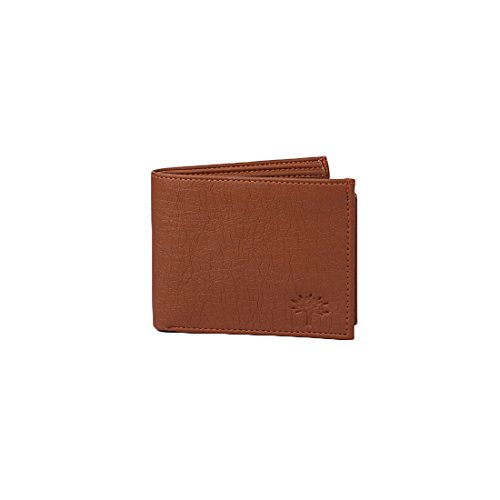 Brown Color Woodland Men's Wallet  available at amazon for Rs.299
