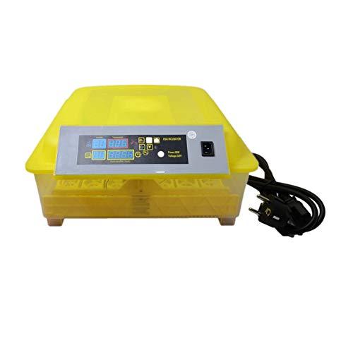WOSOSYEYO 48 Agujero Egg automática Volviendo Control de Temperatura de la incubadora...