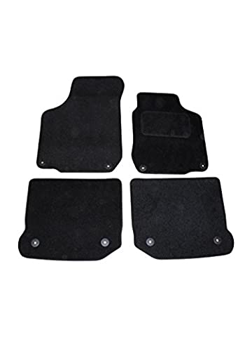 VW Golf Mk4 1997-2004 Fully Tailored Deluxe Car Mats in