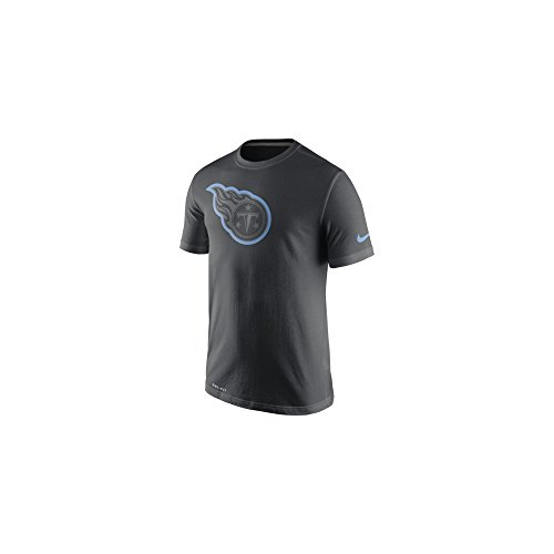 Tennessee Titans Anthracite Travel T-Shirt