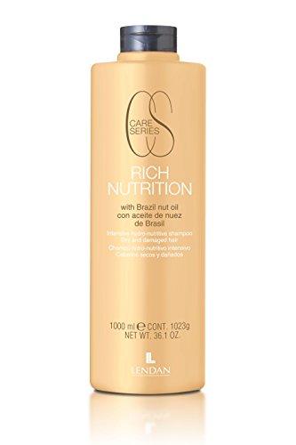 Intensive Repair Nutrition Shampoo (Lendan LD Rich Nutrition Repair Shampoo-1000ml)