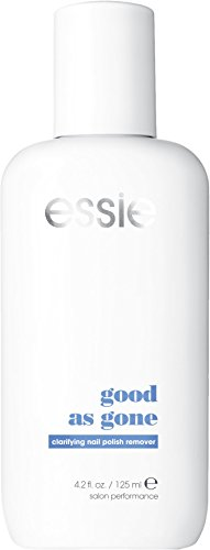 Essie Nagellackentferner, good as gone, 1er Pack (1 x 120 ml)