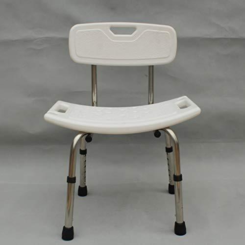 Badezimmer Anti-schleudern Duschhilfe, Toilette Edelstahl Duschsitz Verstellbar Badewanne Sitz Bad Hocker Für Behinderte ältere