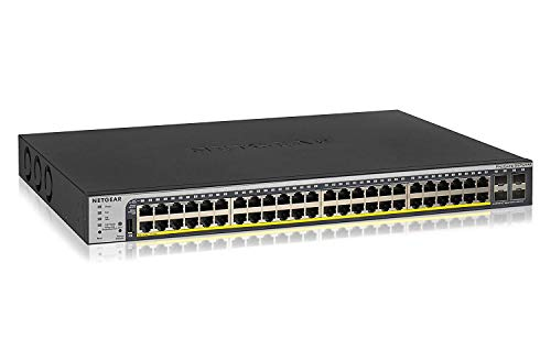 Netgear GS752TPP-100EUS - Switch Smart Managed Pro