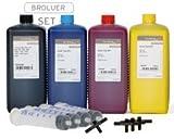 broluer 01 BroLuer + 4000ml Tinte Color