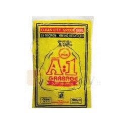 A1 Dustbin bags 150′ Pcs (19 x 21 cms)