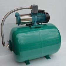 100-Liter-Hauswasserwerk-Pumpe-MH1300-INOX-Edelstahl-1300Watt-Frdermenge-6000lh-5-Laufrder-aus-Edelstahl-robuste-und-rostfreie-Edelstahlwelle-integrierter-thermischer-Motorschutzschalter-Druckschalter