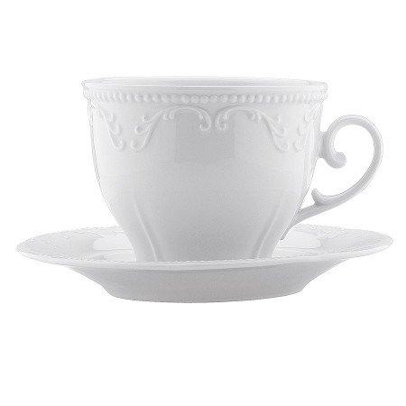 Kütahya Porselen Caprice Türkische Kaffeetassen 6 Personen Set 12-teilig