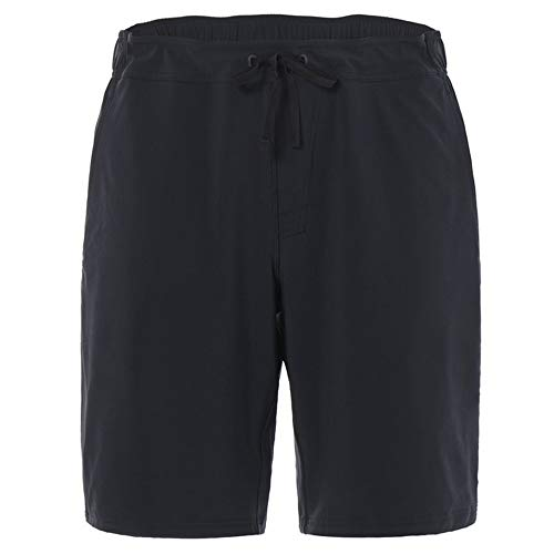 Oakley Herren Icon Woven Shorts, Blackout, XL