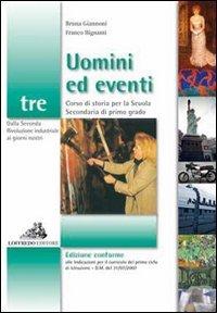 Uomini ed eventi. Per la Scuola media. Ediz. illustrata. Con espansione online: 3