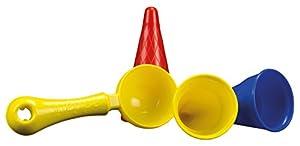 Baczek ZLA - Art. 632 Juguete para la Arena - Juguetes para la Arena (De plástico, Polonia, 60 mm, 160 mm, 67 g, Caja)