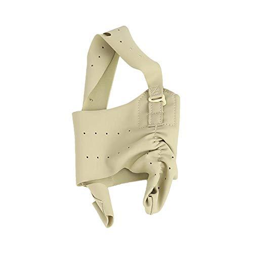 JUNERAIN Kunstleder Atmungsaktiv Elastische Korrektur Fußpflege Werkzeug M(35-39)