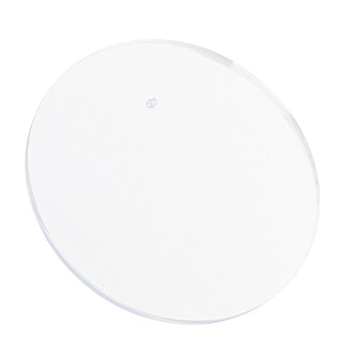 Price comparison product image MagiDeal 1/6 Scale Round Base with Dia. 4mm Hole for Beach Umbrella Parasol Sun Shade