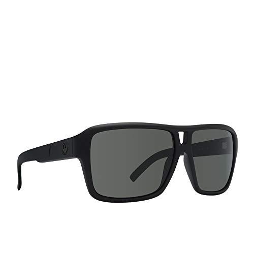 Drachen Sonnenbrille Matte Black GREY THE JAM 39319-002