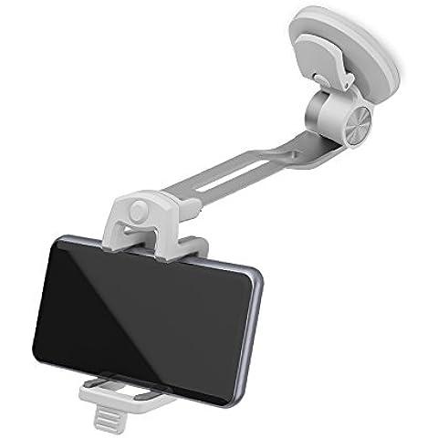 iwonderful auto girevole 360° supporto da auto ventilazione supporto per cellulare custodia per iPhone 7/7Plus, iPhone 6/6S Plus, Samsung, GPS