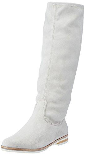 Caprice  25506, Haute bottes femme Gris (Lt Grey)