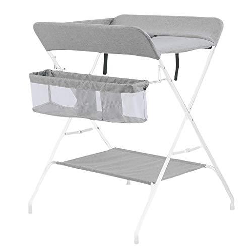 Baby Wickeltisch Multifunktions Folding Tragbare Windel Massage Neugeborenen Baby Touch Tabelle Geeignet FüR 0-3 Jahre Alt Baby -