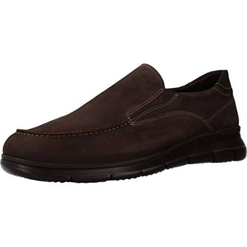 Zapatos para Hombre, Color marr�n (Moka), Marca 24 HORAS, Modelo Zapatos para Hombre 24 HORAS 10726 Marr�n