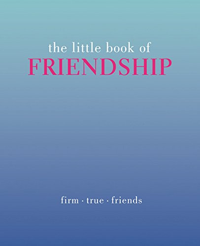 The Little Book of Friendship Cover Image