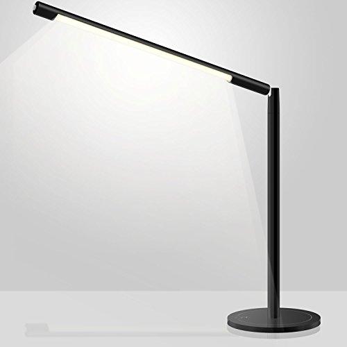 _ GHB Lampada da Tavolo a LED Dimmerabile Lampada da Scrivania Lampada Lettura Moderna a Intensità Variabile 5W 48LED con Luminosità Regolabile confronta il prezzo online