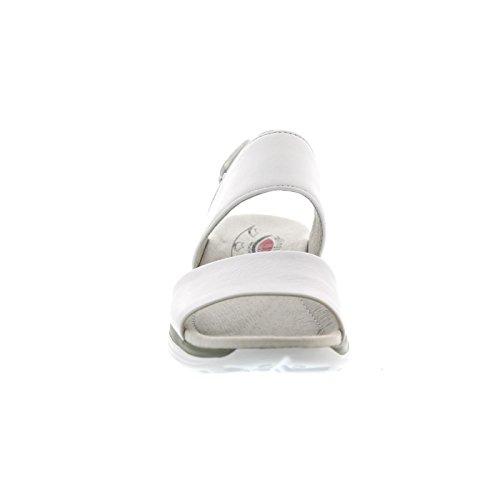 Gabor Rollingsoft, Sandale, Nappa (Glattleder), weiss 66.914.50 Weiß
