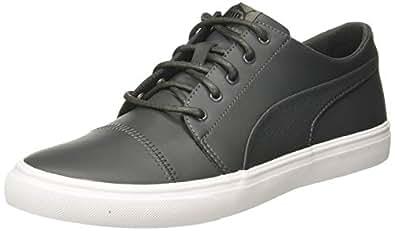Puma Men's Foxster Xt Idp Dark Shadow Black Sneakers-10 UK (44.5 EU) (11 US) (36972905_10)