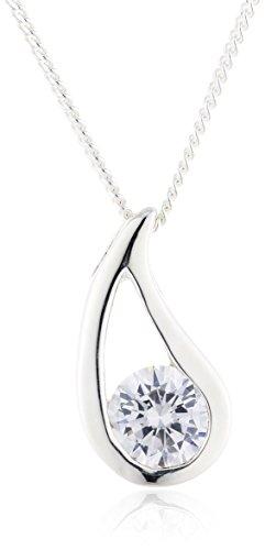 elements-damen-halskette-925-sterling-silber-kristall-zirkonia-46-cm-silber-p2621c
