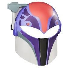 Sabine Wren - Star Wars B7248 masque Sabine
