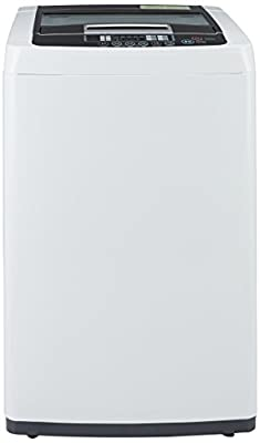 LG 6.2 kg Fully-Automatic Top Loading Washing Machine (T7208TDDLZ, Blue White and Middle Deep Brown Top)