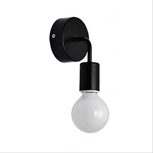 Modern Minimalist Shield-Anforderungen Wandklimaanlage mit Lattenrost und Nachtlicht Kreatives Wohnzimmer Wandklimaanlage Schwarz - Home Eleganz Lattenrost