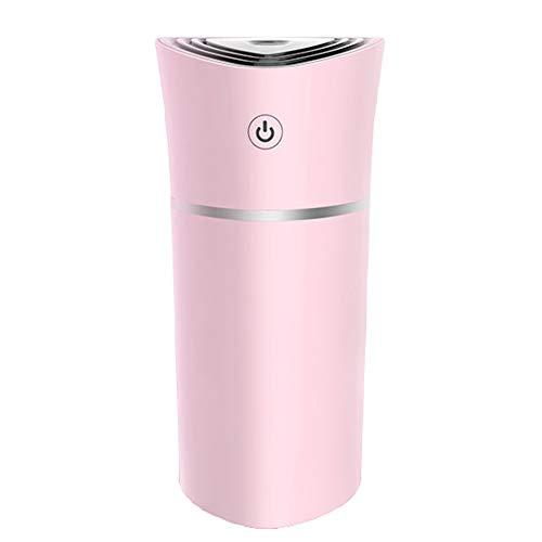 IIWOJ Hogar Humidificador Nano Aire Purificador Spray Fino,Pink