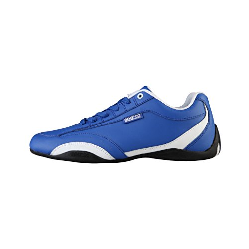 Sparco Zandvoort, Sneaker Uomo Blu Size: EU 40