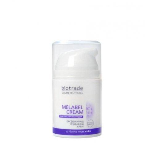 Whitening-creme D (MELABEL - Whitening Cream- Kojic & Glycolic acids: Anti-Age, Dark Spots, Melasma)